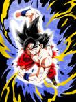 Goku migatte no gokui wallpaper