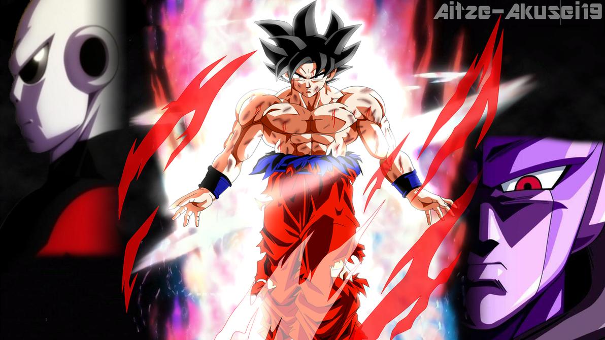 Los Mejores Fondos De Pantalla De Goku Migatte No Gokui Hd: Imagenes Goku Migatte No Gokui Hd Goku Migatte No Gokui