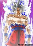 Goku Doctrina Egoista Perfecta