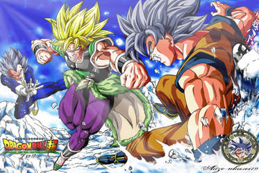 Dragon Ball Super Broly by aitze-akusei19
