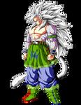 Goku Super Saiyajin 5
