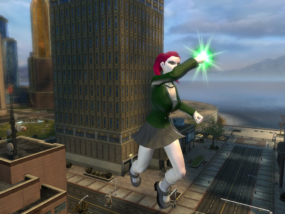 Natsumi Hinata in DC Universe Online 1 by Bahmo