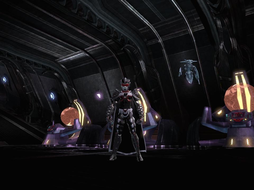 DC Universe Online: Man Man by Bahmo