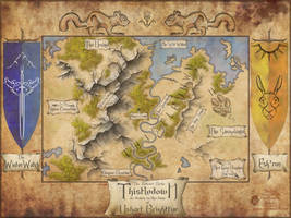 A Map of Thistledown