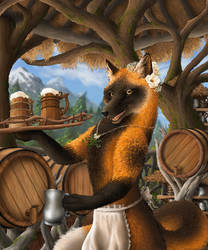 The Hero's Axe Tavern