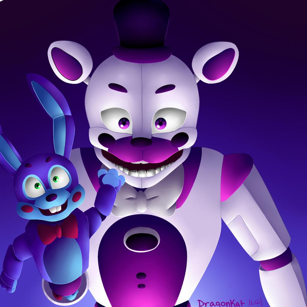 [Sister Location] Funtime Freddy By DragonKat764 On DeviantArt