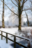 Winter in the Park by houselightgallery