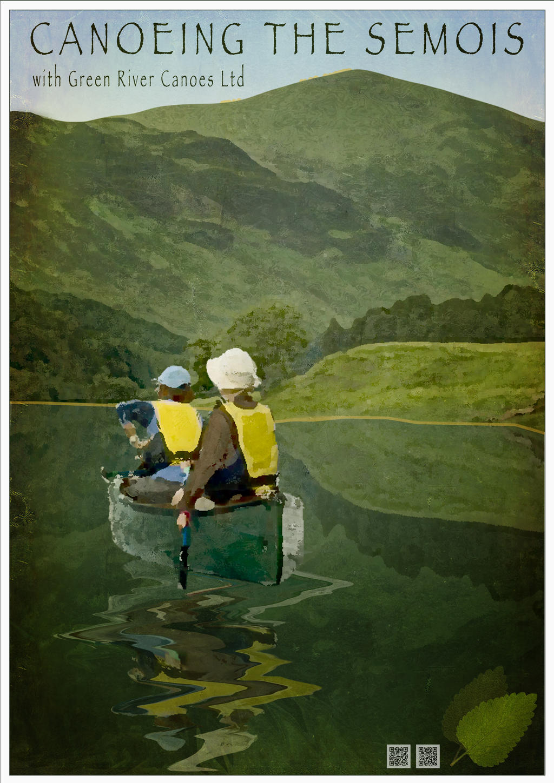 Canoe the Semois by houselightgallery