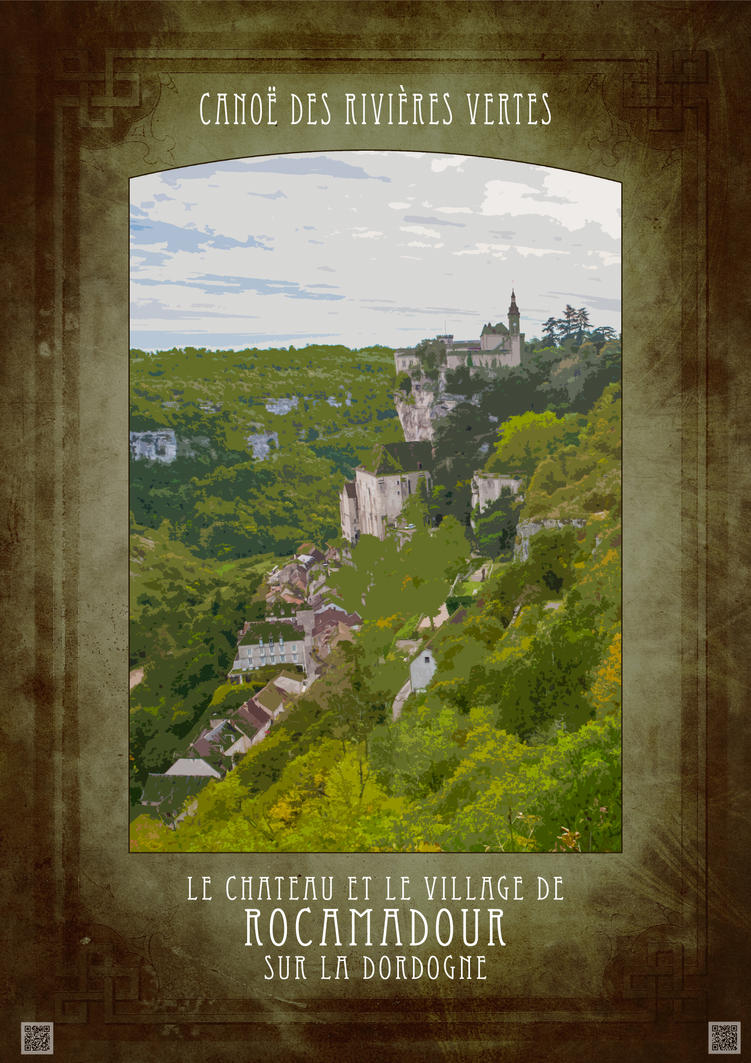 Rocamadour by houselightgallery