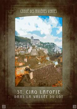 Explore St. Cirq Lapopie