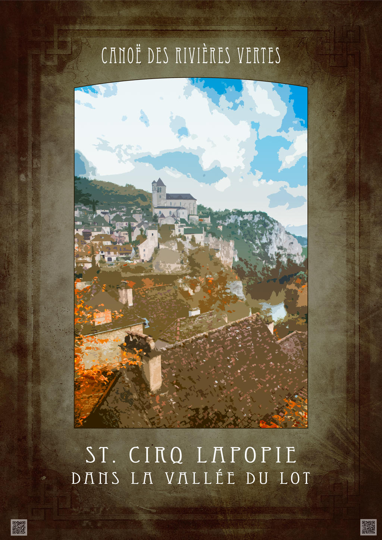 Explore St. Cirq Lapopie by houselightgallery