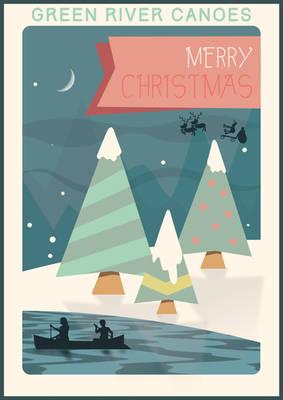 Sinterklaas and Christmas Poster 2015