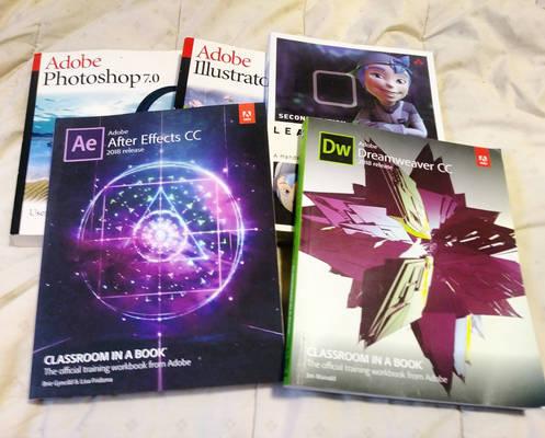 adobe school books