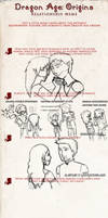 Dragon Age Relationship Meme by wunleebuxton