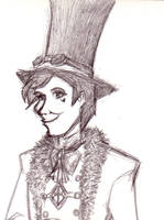Fable 3 - Reaver Doodle by wunleebuxton