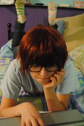 Shoichi Irie: nice socks by kaya-soucho
