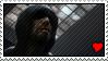 Stamp . Hunter Love by TAEJiiN