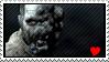 Stamp . Smoker Love