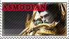 Stamp . Aion Asmodian Support by Seyren-Windsor