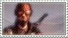 Stamp . Mordecai Fan