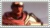 Stamp . Roland Fan by Seyren-Windsor