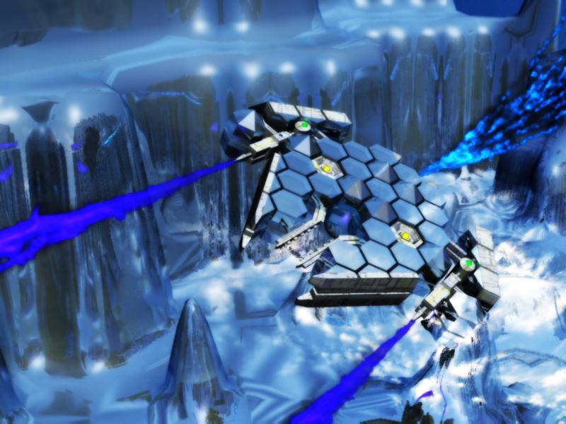 Mirrored Core 01 by WickedHorizon
