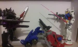 Final Battle: One-Year War by Vader999