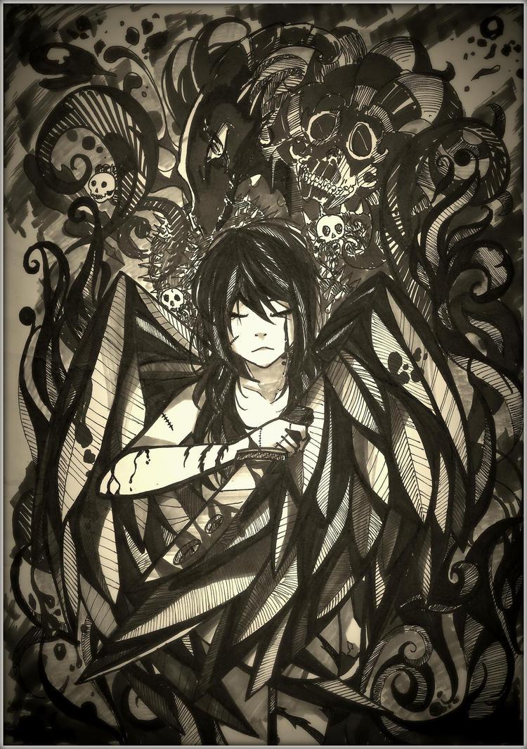 Dark Soul by Zumaki97