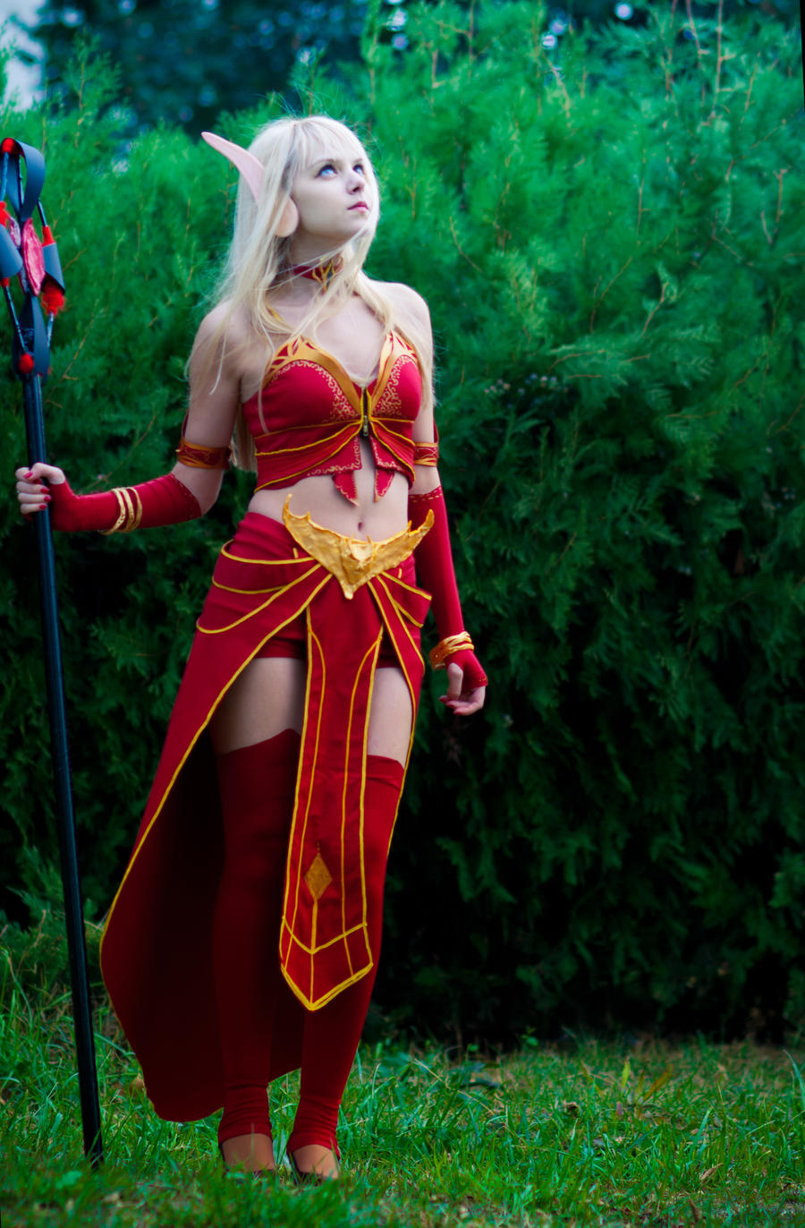 Blood elves girls fucks images