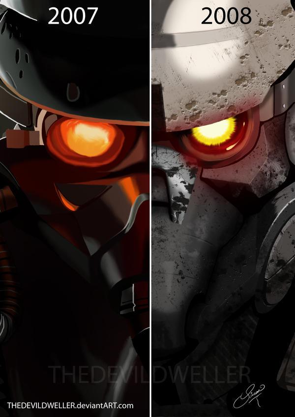 Killzone 1-2 Split by TheDEviLDweLLeR