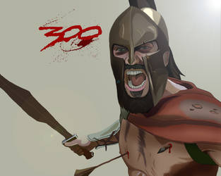 300 by TheDEviLDweLLeR