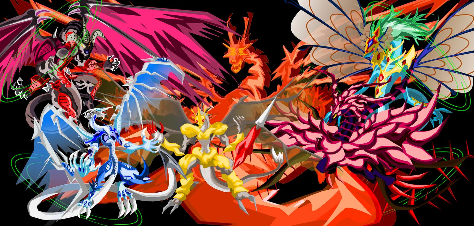 servants of the crimson dragon by juming5 on deviantart