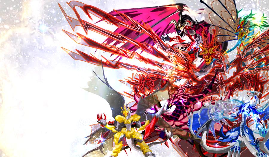crimson dragon wallpaper - photo #17