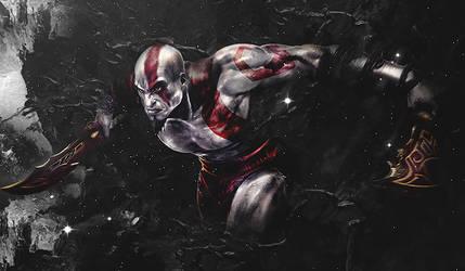 Kratos by BrunoWC