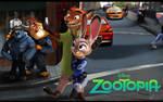 Zootopia-SELFIE