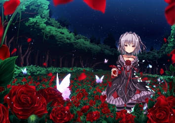 Red Roses (poem) by thewriter197