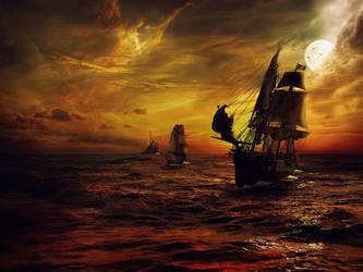 Treasure in the Ocean (poem) by thewriter197