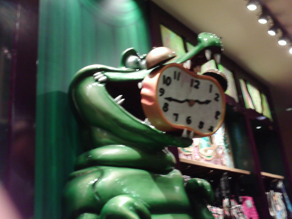 Tic Toc Croc by DaxtotheMax479