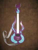 Ember Guitar by Pawpels