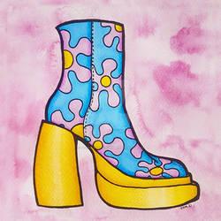 70s Heels