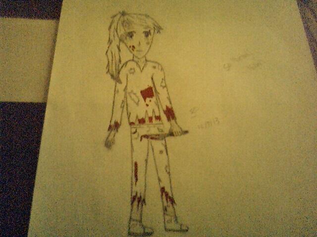 I like the way i drew this! by ThePurpleNinjah