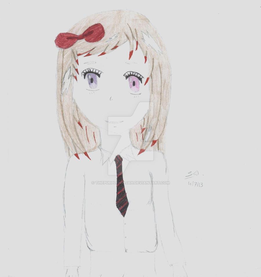 Kuroii- chan! by ThePurpleNinjah