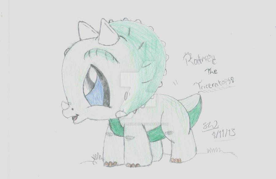 Rodney! by ThePurpleNinjah