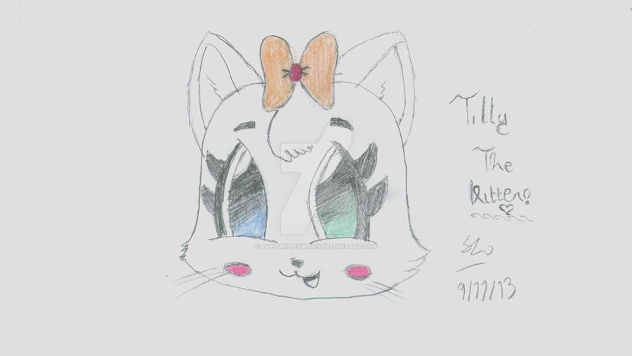 Tilly! by ThePurpleNinjah