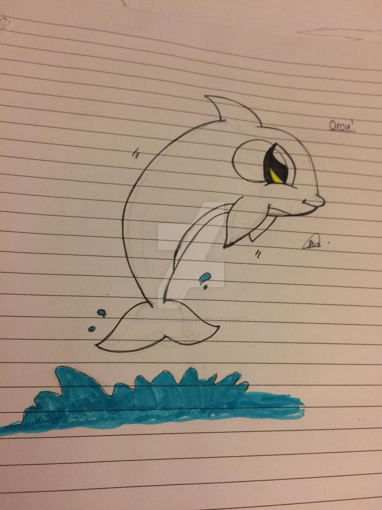 Orca! by ThePurpleNinjah
