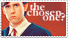 The chosen one - stamp by amber-necklace