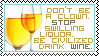 Wine stamp by amber-necklace