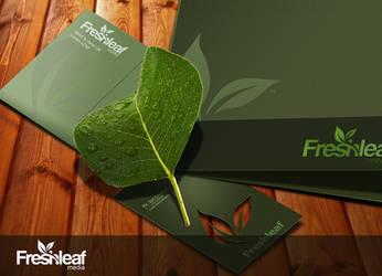 Freshleaf by brandzigners