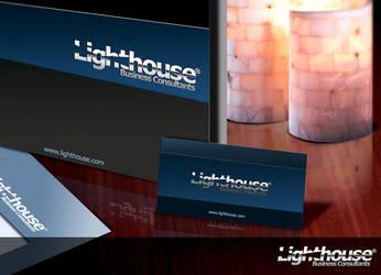 Lighthouse by brandzigners