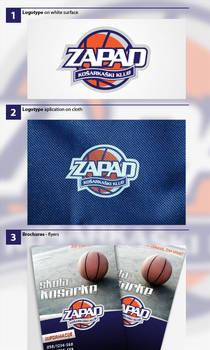 basketball team - Zapad